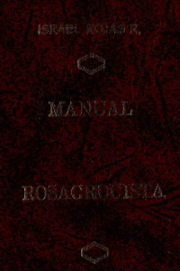 Manual Rosacrucista